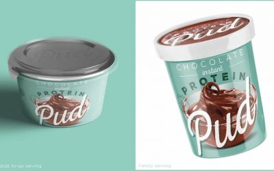 Protein Pud, the perfect Snack