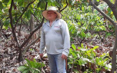 Así es la vida de un cacaocultor en Colombia