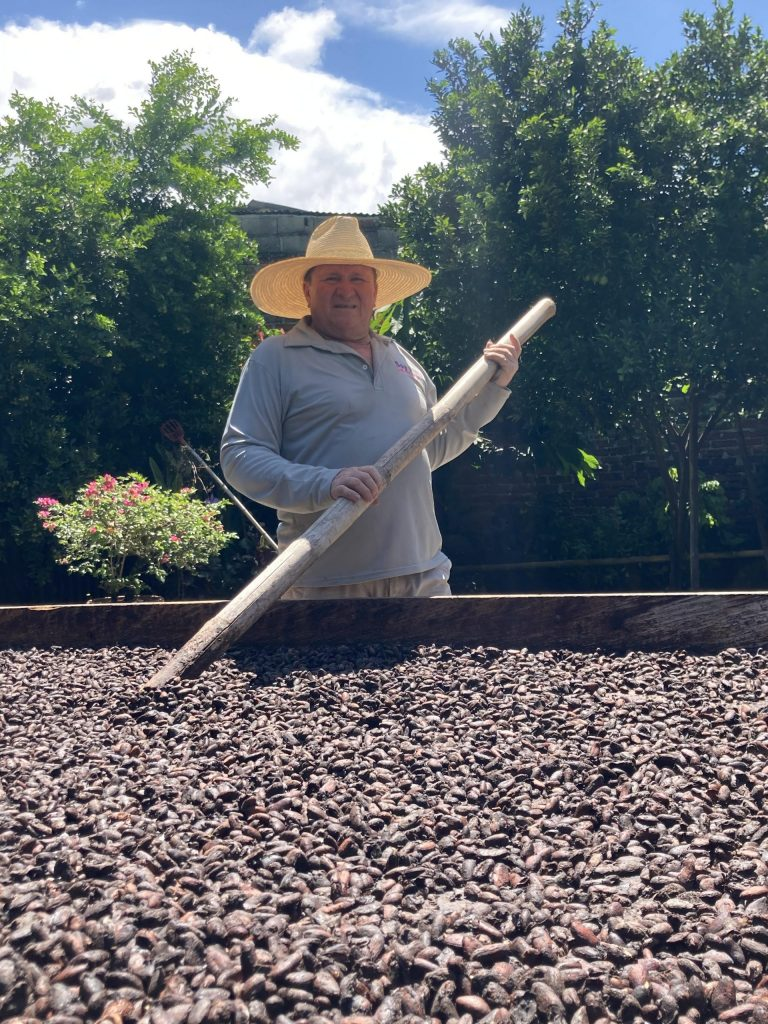life of a Colombian cacao farmer