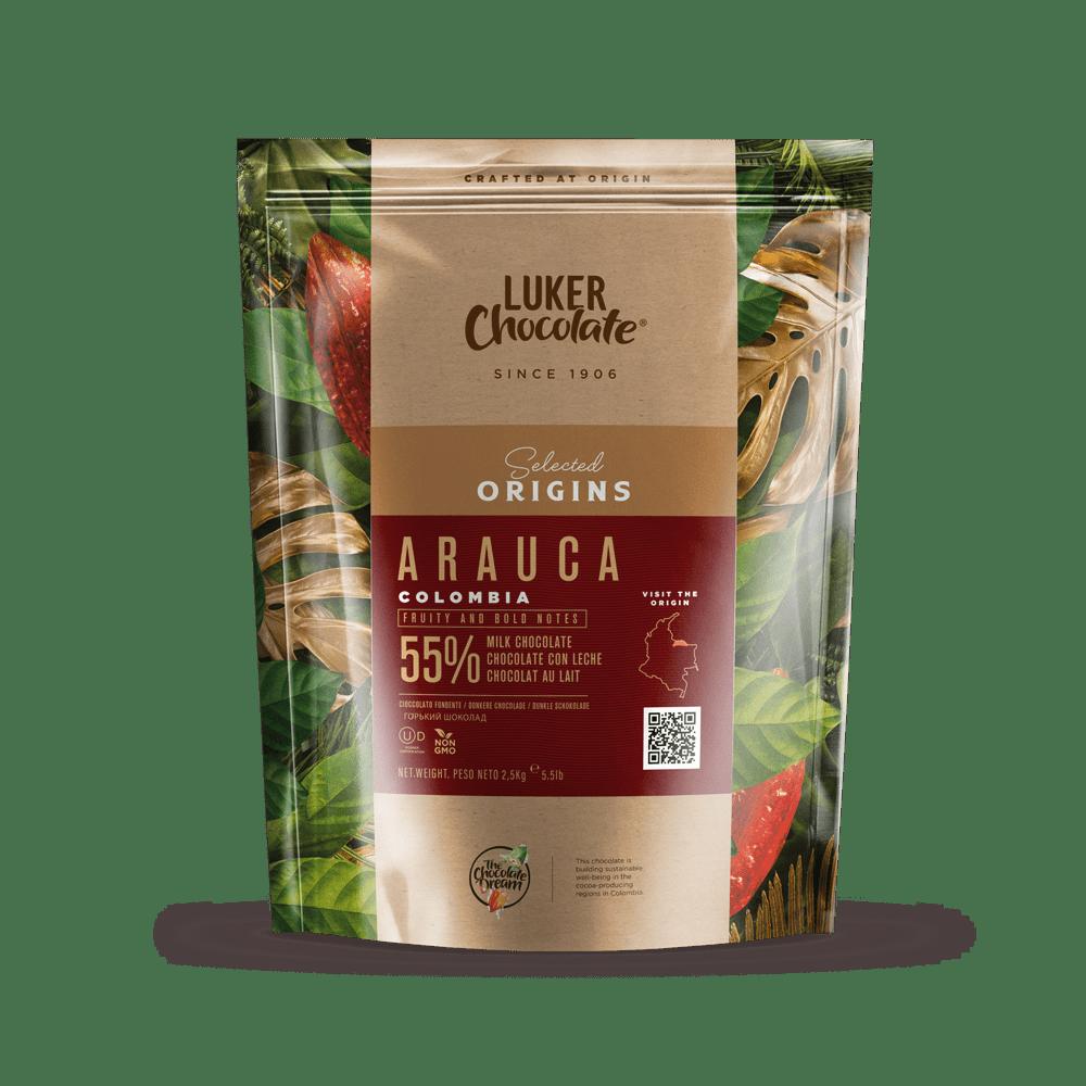 Couverture Chocolate milk single origin
