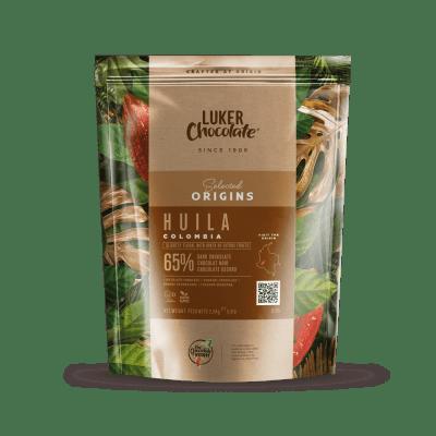 Huila couverture 65% dark chocolate single origin