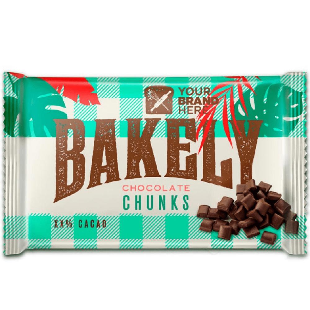 Chocolate Chunks private label