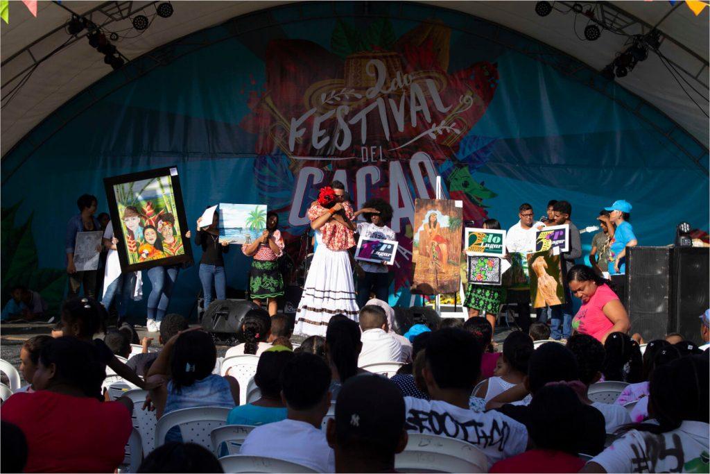 Festival of cultural cocoa