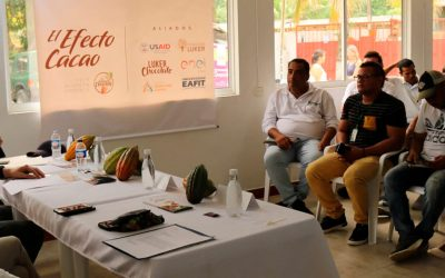 United for the Cocoa-Growing Communities of Colombia
