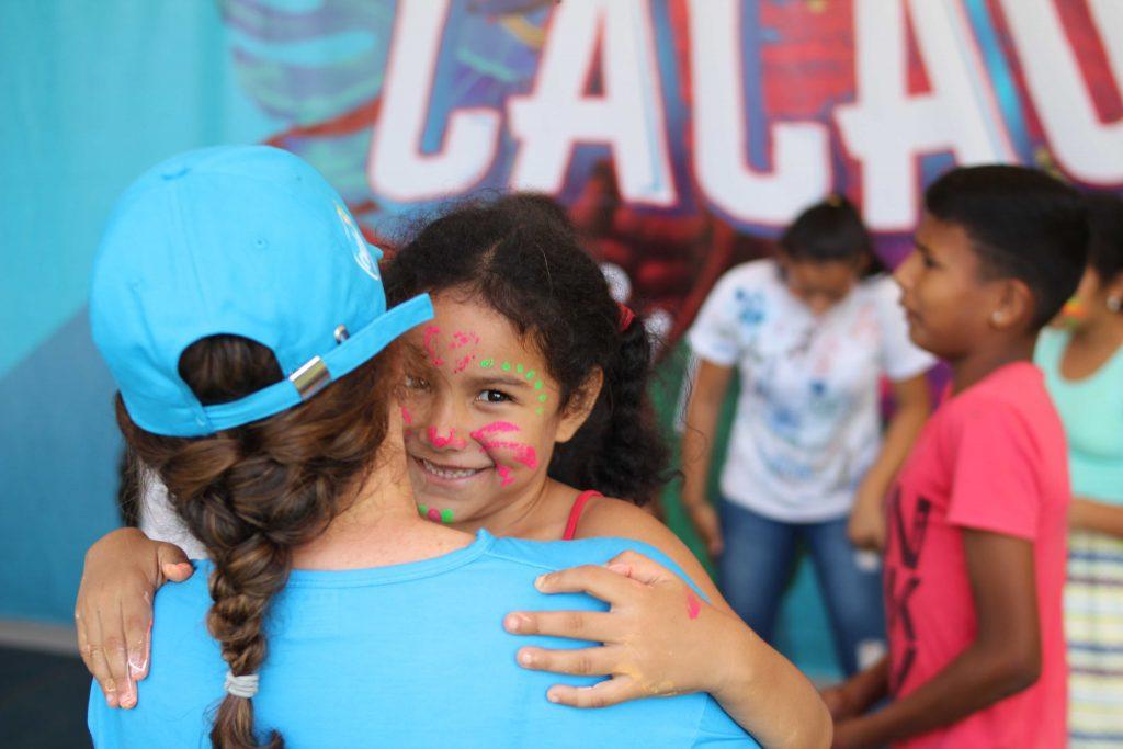 Cocoa festival for children
