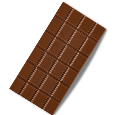 Chocolate baking bar