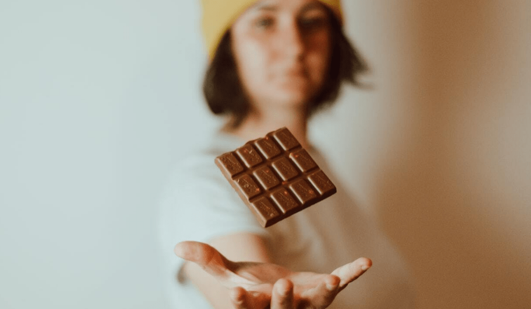 Chocolate, a better for you snack alternative