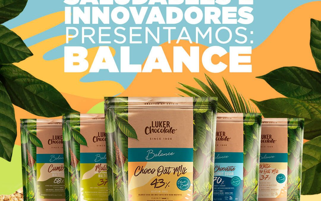 En búsqueda de chocolates saludables e innovadores presentamos: Balance